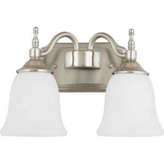 Quoizel Lighting TT8742BN Tritan - Two Light Bath Bar