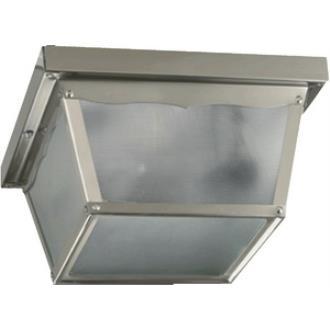 Quorum Lighting 3080-7-65 One Light Outdoor Cage Flush Mount