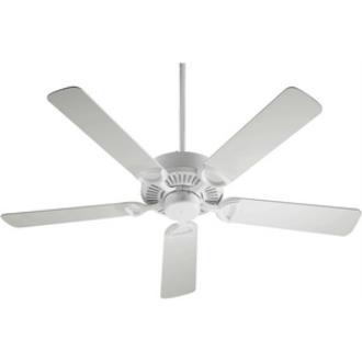 """Quorum Lighting 43525-8 Estate - 52"""" Ceiling Fan"""
