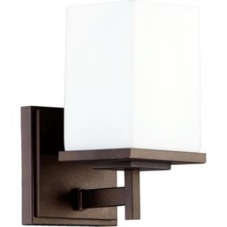 Quorum Lighting 5484-1-86 Delta - One Light Wall Mount
