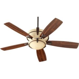 "Quorum Lighting 61525-986 Mendocino - 52"" Ceiling Fan"
