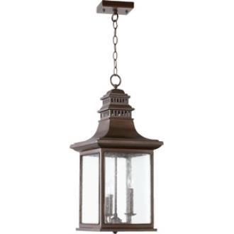 Quorum Lighting 7045-3-86 Magnolia - Three Light Outdoor Pendant