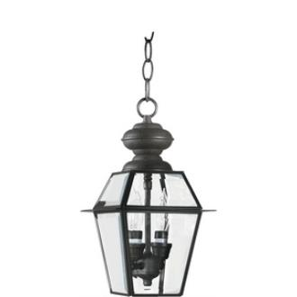 Quorum Lighting 728-2-36 Duvall - Two Light Hanging Lantern