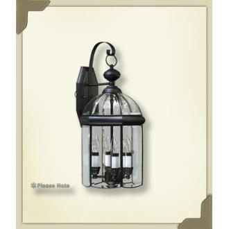 Quorum Lighting 733-2-15 Wellsley - Two Light Wall Lantern