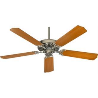 "Quorum Lighting 77425-65 Capri - 42"" Ceiling Fan"