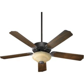 "Quorum Lighting 77525-2444 Capri IV - 52"" Ceiling Fan"