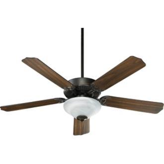 """Quorum Lighting 77525-2595 Capri IV - 52"""" Ceiling Fan"""