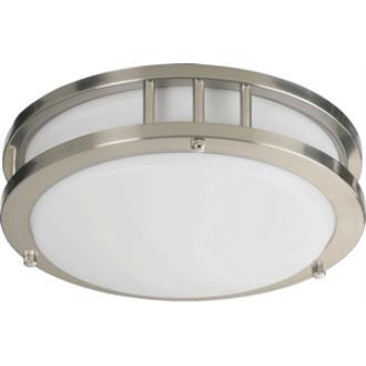 Quorum Lighting 87210-1-65 One Light Flush Mount