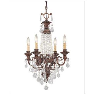Savoy House 1-3400-4-56 Four Light Mini Chandelier