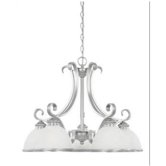Savoy House 1-5776-5-69 Willoughby - Five Light Chandelier