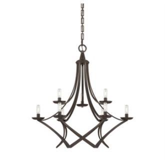 Savoy House 1-6825-9-13 Windsung - Nine Light Chandelier