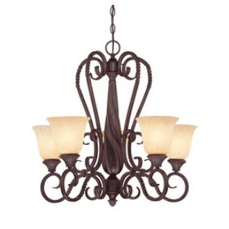 Savoy House 1P-8286-5-52 Bellingham - Five Light Chandelier