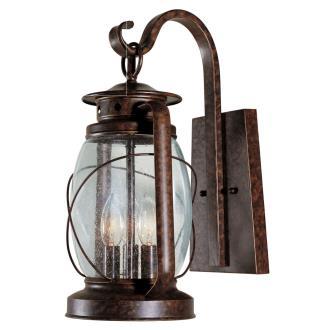 Savoy House 5-3411-56 Smith Mountain - Three Light Outdoor Wall Lantern