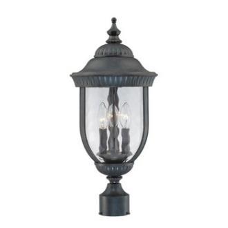 Savoy House 5-60329-40 Castlemain - Three Light Post Lantern