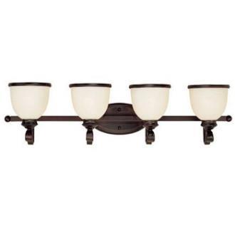 Savoy House 8-5779-4-13 4 Light Bath Bar