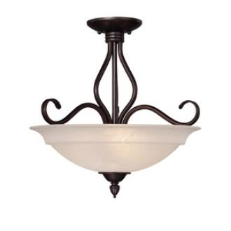 Savoy House KP-111-3 Oxford - Three Light Semi-Flush Mount