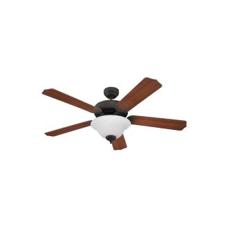 """Sea Gull Lighting 15030BLE-814 Quality Max Plus - 52"""" Fluorescent Ceiling Fan"""