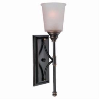 Sea Gull Lighting 41330-825 Single-Light Warwick Wall / Bath Light