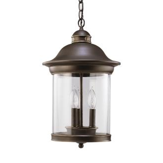 Sea Gull Lighting 60081-71 Three-light Hermitage Outdoor Pendant