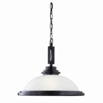 Sea Gull Lighting 65660 Winnetka - One Light Pendant