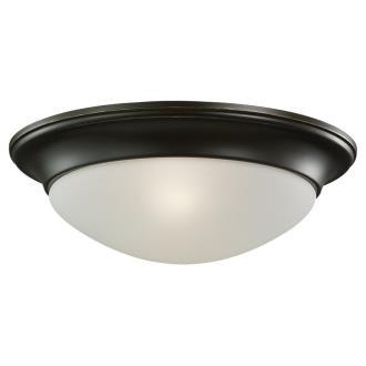 Sea Gull Lighting 79434BLE-782 Nash - One Light Outdoor Flush Mount