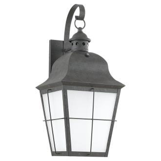 Sea Gull Lighting 89273BLE-46 Chatham - One Light Outdoor Wall Sconce