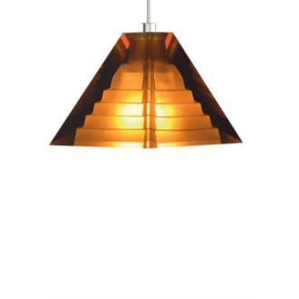 Tech Lighting 700KPYR Pyramid - One Light Kable-Lite Low-Voltage Pendant
