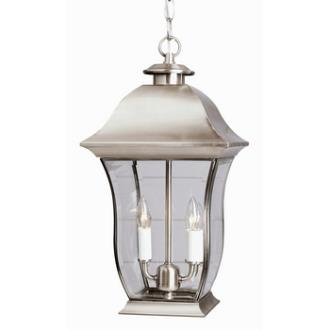 Trans Globe Lighting 4975 Classic - Two Light Outdoor Hanging Lantern
