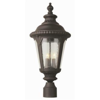 Trans Globe Lighting 5047 Estate - Three Light Outdoor Post Mount