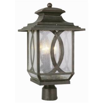 Trans Globe Lighting 5194 Estate - Three Light Outdoor Post Light