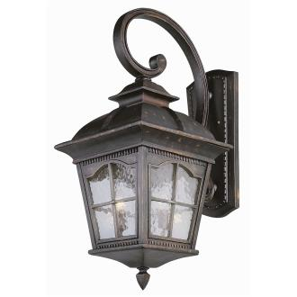 Trans Globe Lighting 5424 Chesapeake - Four Light Outdoor Wall Mount