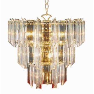 Trans Globe Lighting 7163 Ten Light Chandelier