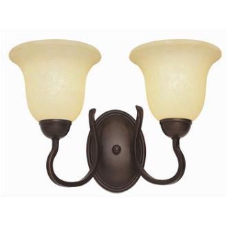 Trans Globe Lighting 8161 Farmhouse - Two Light Wall Sconce