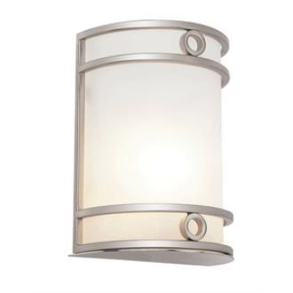 Trans Globe Lighting MDN-1032 WH Chakra - One Light Wall Sconce