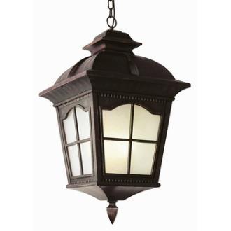 Trans Globe Lighting PL-5426 AR One Light Outdoor Hanging Lantern