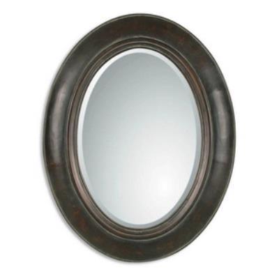 Uttermost 07011 Tivona - Oval Mirror