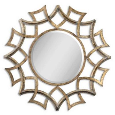 Uttermost 12730 Demarco - Round Mirror