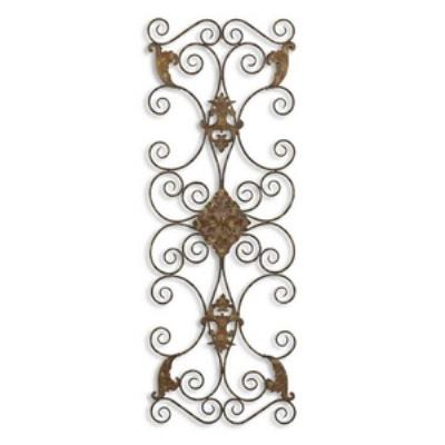 "Uttermost 13318 Fayola - 49.88"" Metal Wall Art"