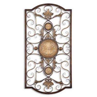 "Uttermost 13476 Micayla - 42"" Large Metal Wall Art"