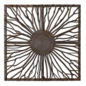 Uttermost 13777 Josiah Square - Decorative Wall Art