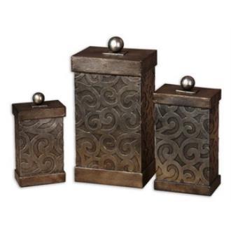 Uttermost 19418 Nera - Decorative Box