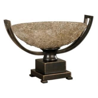 Uttermost 19490 Crystal Palace Centerpiece - Decorative Bowl