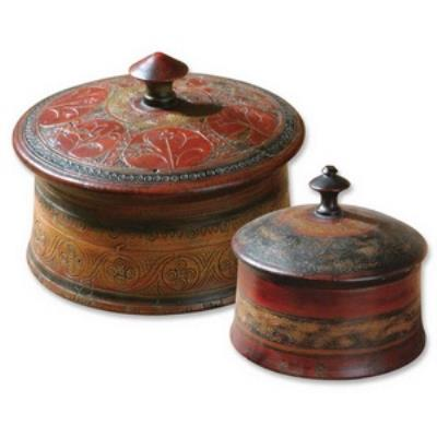 Uttermost 20800 Sherpa - Set of Two Box