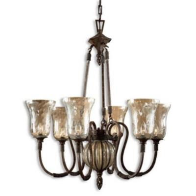 Uttermost 21045 Galeana - Six Light Chandelier