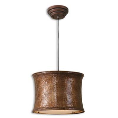 Uttermost 21140 Marcel Copper - Two Light Pendant