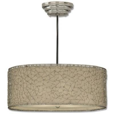 Uttermost 21154 Brandon - Three Light Pendant
