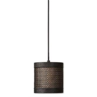Uttermost 21890 New Orleans - One Light Mini Hanging Shade