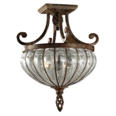 Uttermost 22208 Galeana - Two Light Semi-Flush Mount