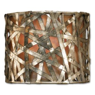 Uttermost 22464 Alita Champagne - One Light Wall Sconce