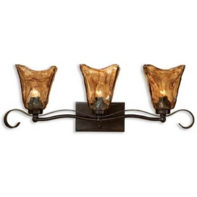 Uttermost 22801 Vetraio - Three Light Bath Vanity